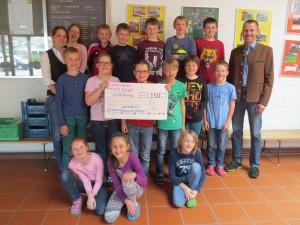 Spende Gartenbauverein Inzell