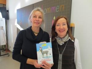 Autorin Meike Haas und Annette Schneider