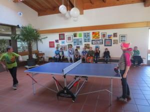 Tischtennisturnier 2