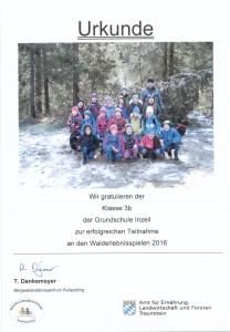 Urkunde Walderlebnisspiele 3b 001