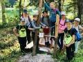 Projekt mit Bergwalderlebniszentrum