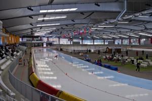 Max Aicher Arena Innenansicht