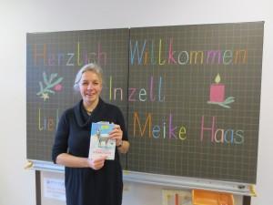 Autorin Meike Haas